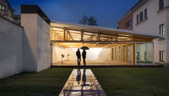 IE Paper Pavilion / Shigeru Ban Architects