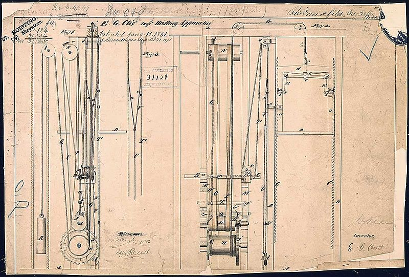 Stupendous Gallery Of A Brief Interesting History Of The Otis Elevator Company 1 Wiring Digital Resources Ntnesshebarightsorg