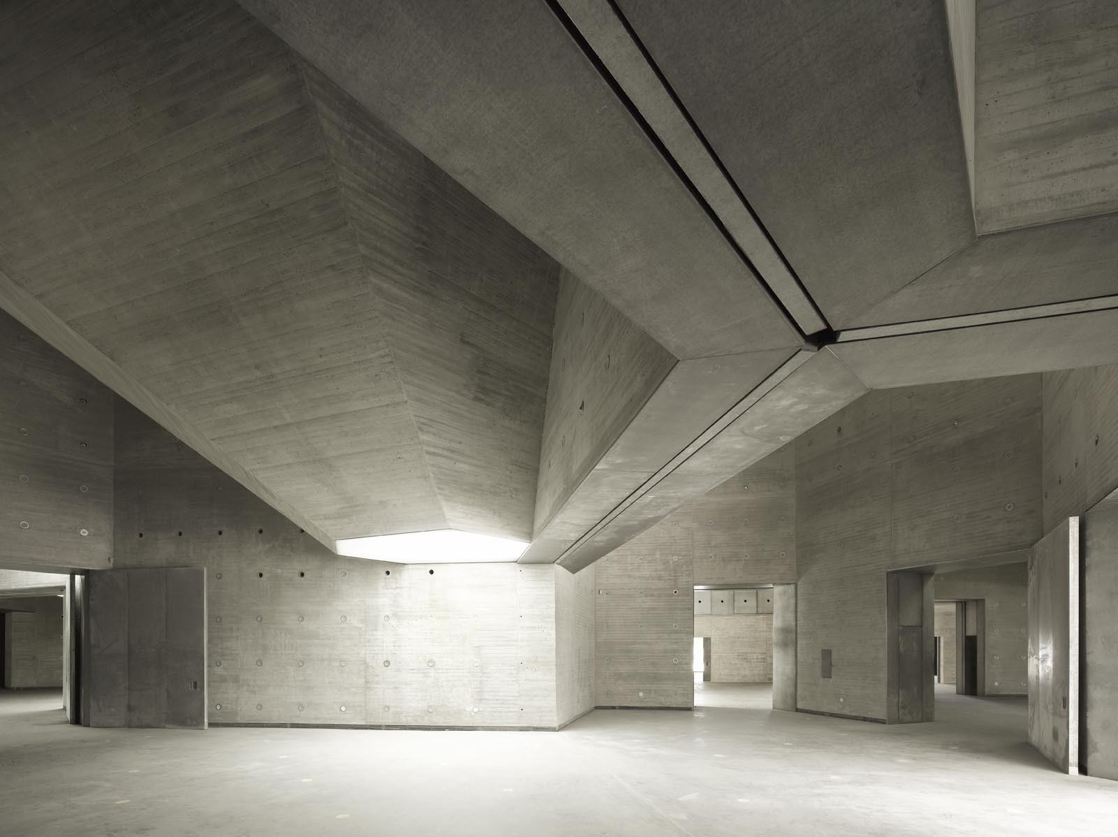 Gallery Of Contemporary Arts Center C 243 Rdoba Nieto