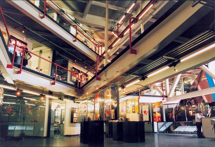 Fundamentos da Arquitetura Contemporânea / Siegbert Zanettini, Escola Panamericana de Arte, 1991. Cortesia Siegbert Zanettini