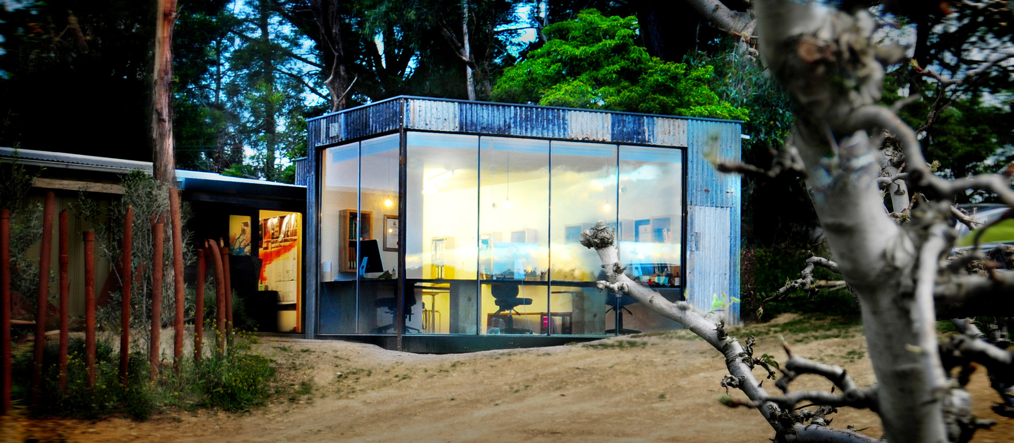 The Studio / Branch Studio Architects , Courtesy of Branch Studio Architects