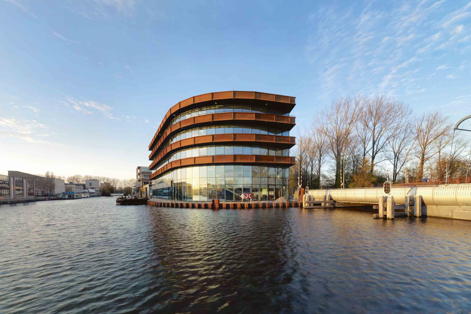 Tbwa Office Building / ZZDP Architecten, © Michel Kievits