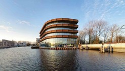 Tbwa Office Building / ZZDP Architecten