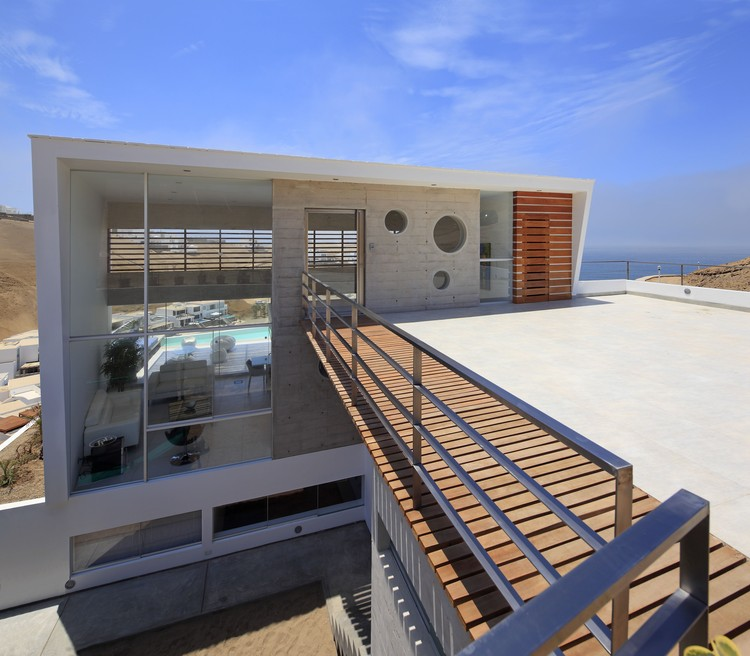 Casa Palillos E3 / Vertice architects, Cortesia de Vertice Architects