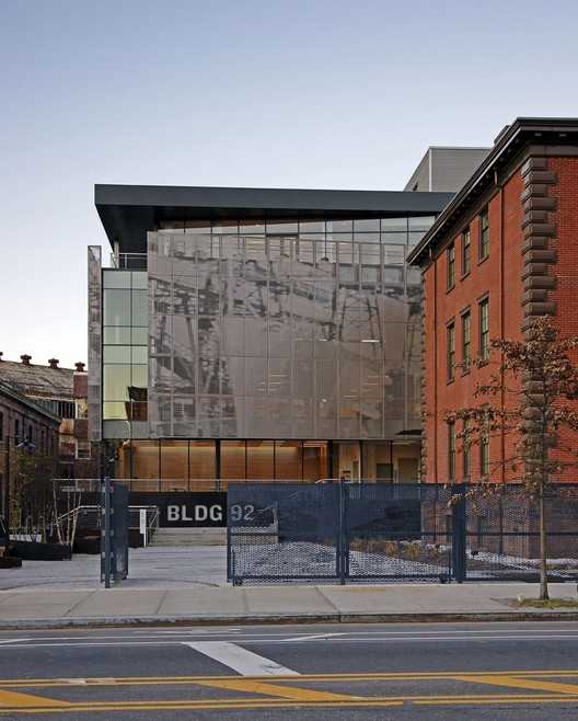 Brooklyn Navy Yard / workshop apd + Beyer Blinder Belle, © T.G. Olcott