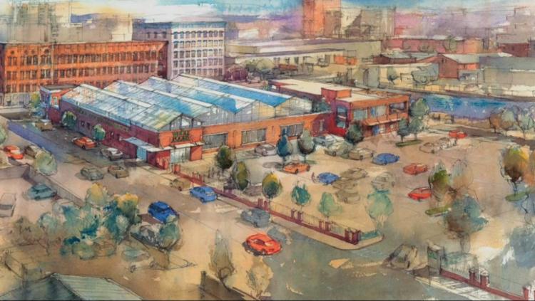 A rede Whole Foods Planeja Construir a Primeira Estufa em Escala Comercial em uma Cobertura no Brooklyn, via Fast Co.Design