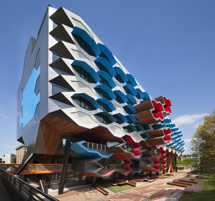 Instituto de Ciencia Molecular La Trobe / Lyons, Cortesía de Lyons