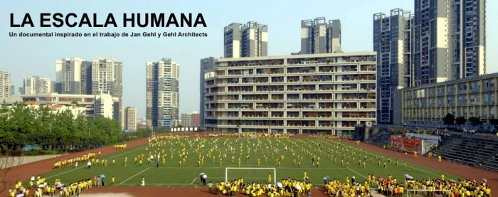 "Documental ""The Human Scale""/ Preestreno + Conferencia de Gehl Architects"