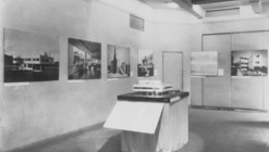 Out of Site in Plain View: A History of Exhibiting Architecture since 1750