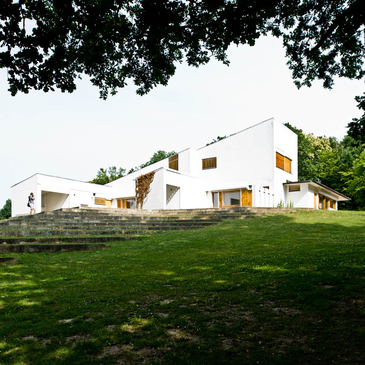 Clásicos de Arquitectura: Maison Louis Carré  / Alvar Aalto, Cortesía de Samuel Ludwig
