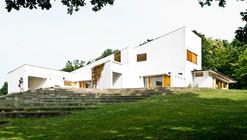 Clásicos de Arquitectura: Maison Louis Carré  / Alvar Aalto