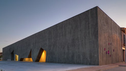 Municipal Leisure Center In Tordesillas / ENTREARQUITECTURA