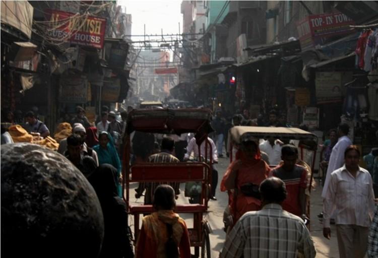 Perspectivas sobre Nova Deli: um ostentoso símbolo de poder imperial, via Plataforma Urbana