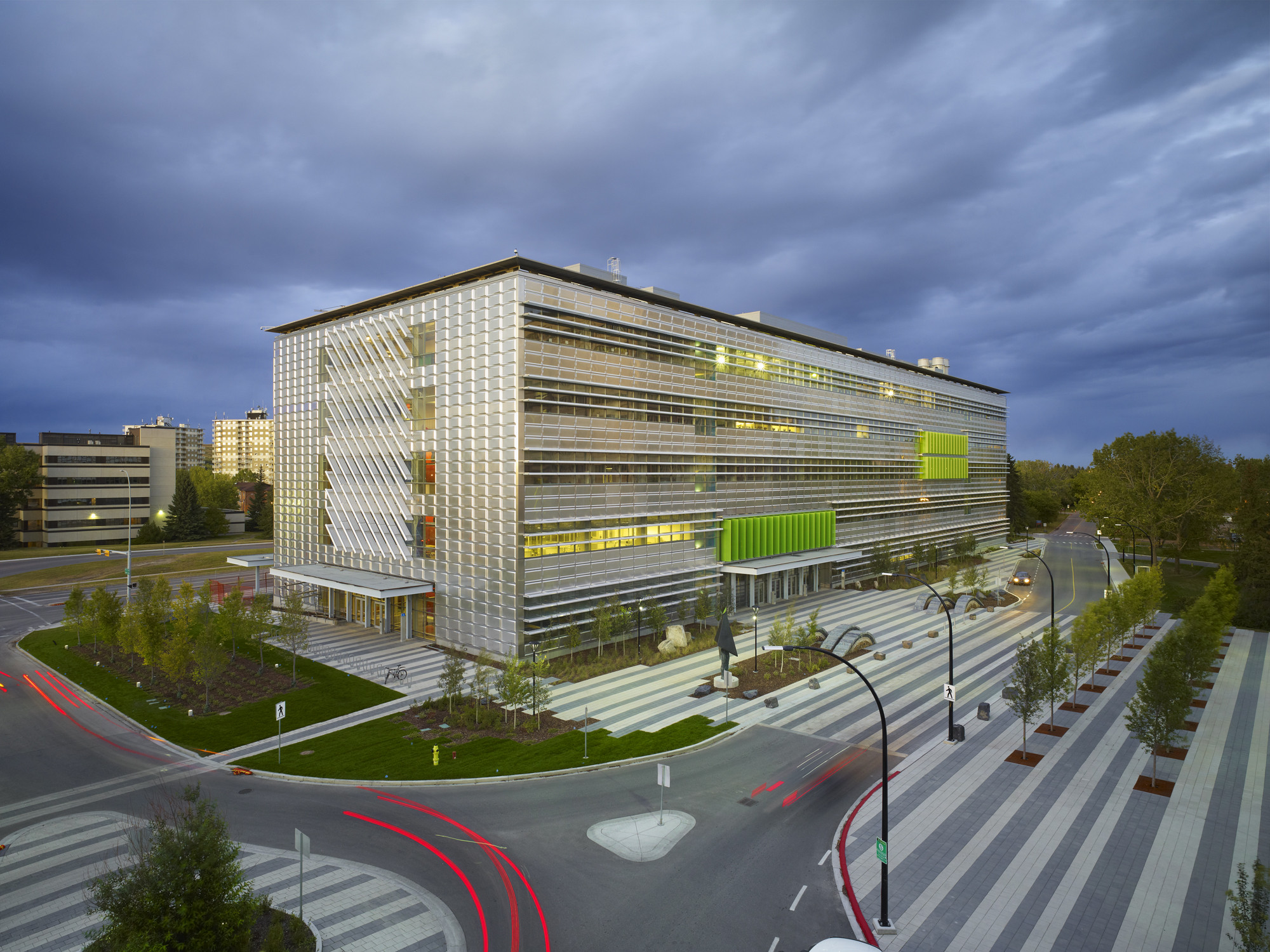 Energy Environment Experiential Learning / Perkins+Will + DIALOG, © Tom Arban