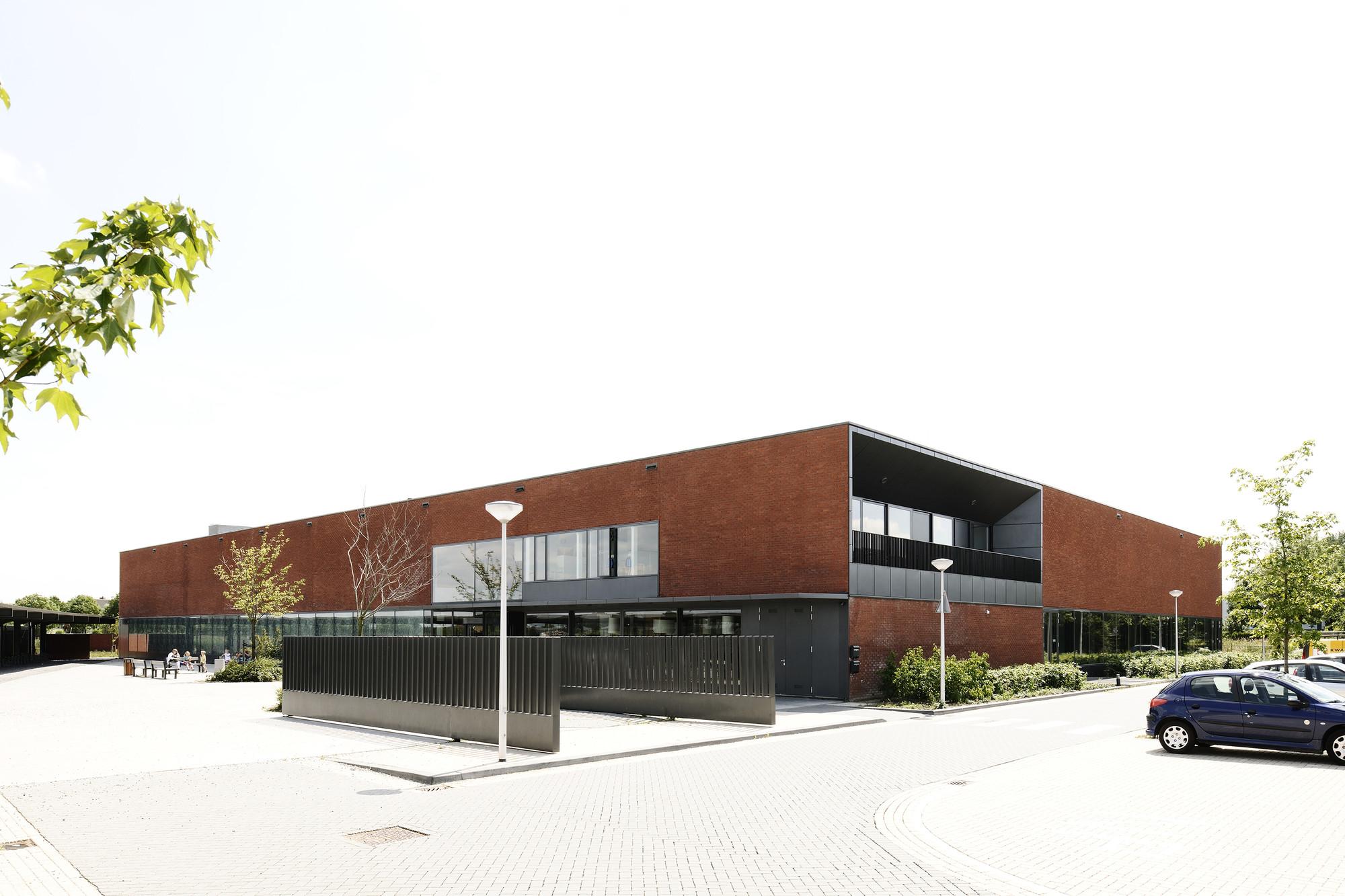 Galeria De Piscina Fletiomare Utrecht Koppert Koenis