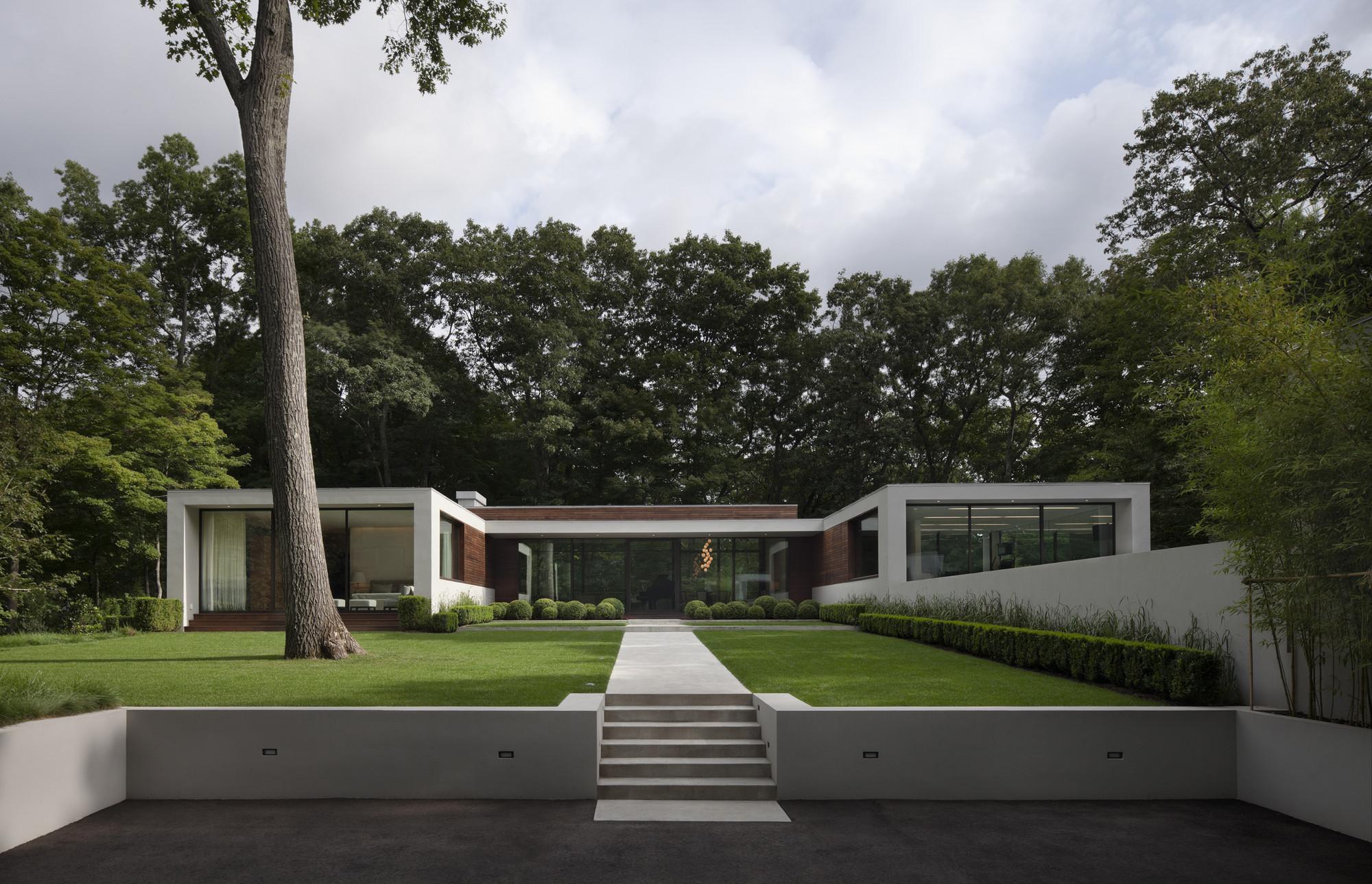 New Canaan Residence / Specht Harpman,  Elizabeth Felicella