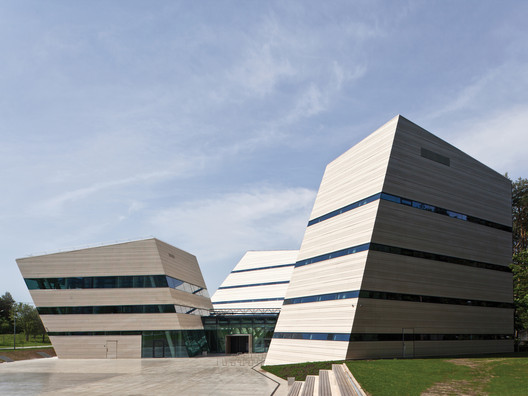Vilnius University Library, Science Communication And Information Center / Paleko Arch Studija