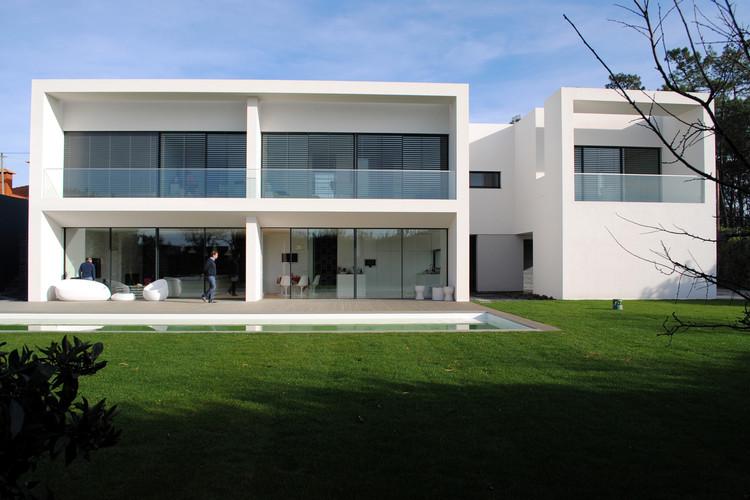 Casa en Touguinhó II / Raulino Silva, Arquitecto , ©  Raulino Silva