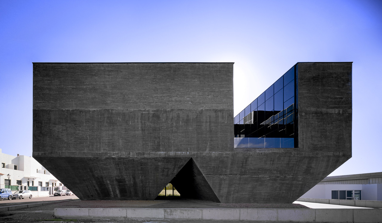 Integral territorial center of the commonwealth of - Arquitecto le corbusier ...