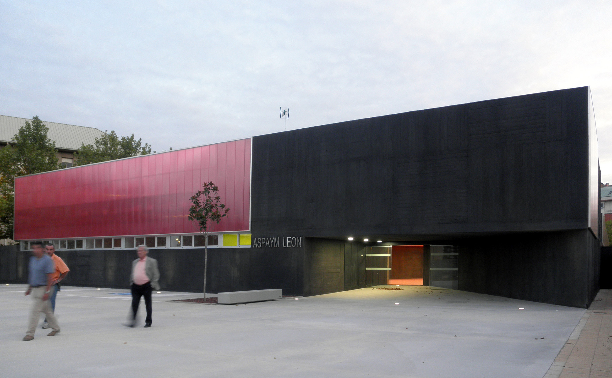 ASPAYM Center for persons with disabilities / Amas4arquitectura, Courtesy of Amas4arquitectura