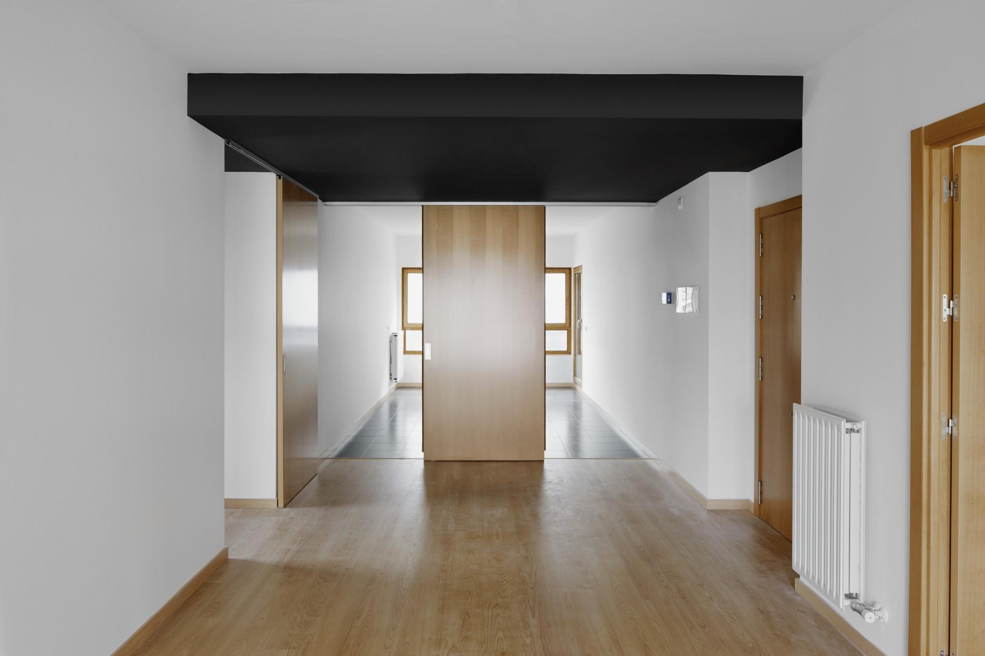 Galer a de nuevo grupo de viviendas de protecci n oficial en vitoria gasteiz acxt arquitectos 6 - Arquitectos en vitoria ...
