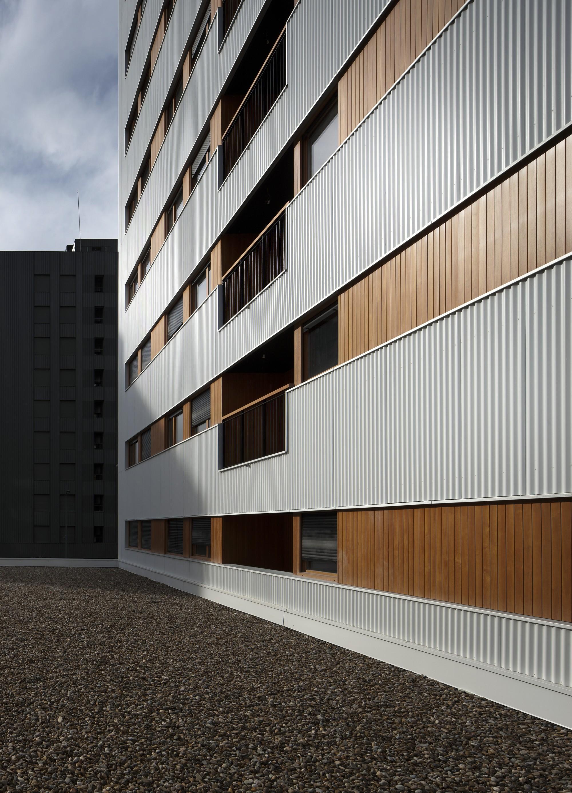 Galer a de nuevo grupo de viviendas de protecci n oficial en vitoria gasteiz acxt arquitectos 15 - Arquitectos en vitoria ...