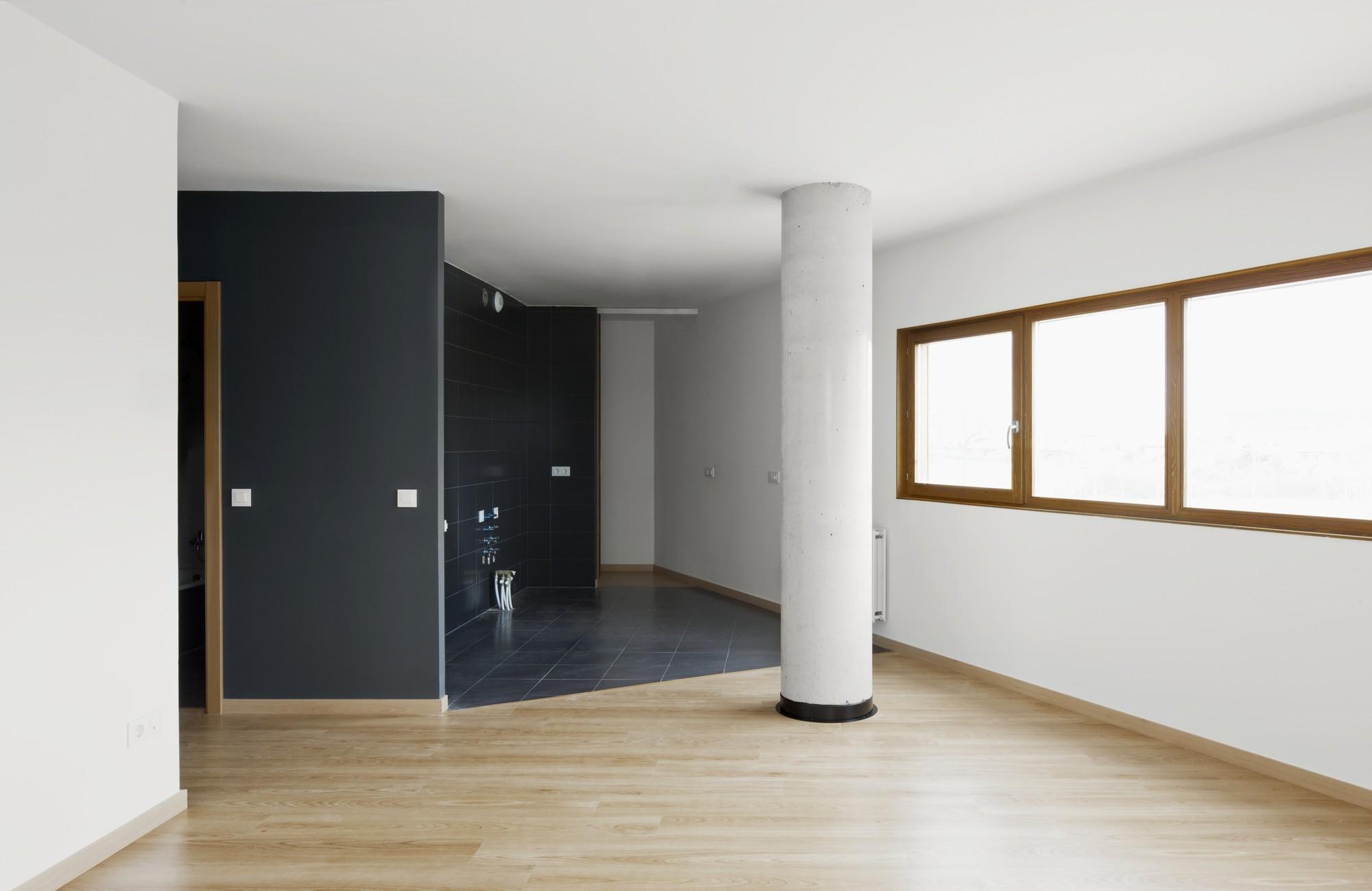 Galer a de nuevo grupo de viviendas de protecci n oficial en vitoria gasteiz acxt arquitectos 16 - Arquitectos en vitoria ...