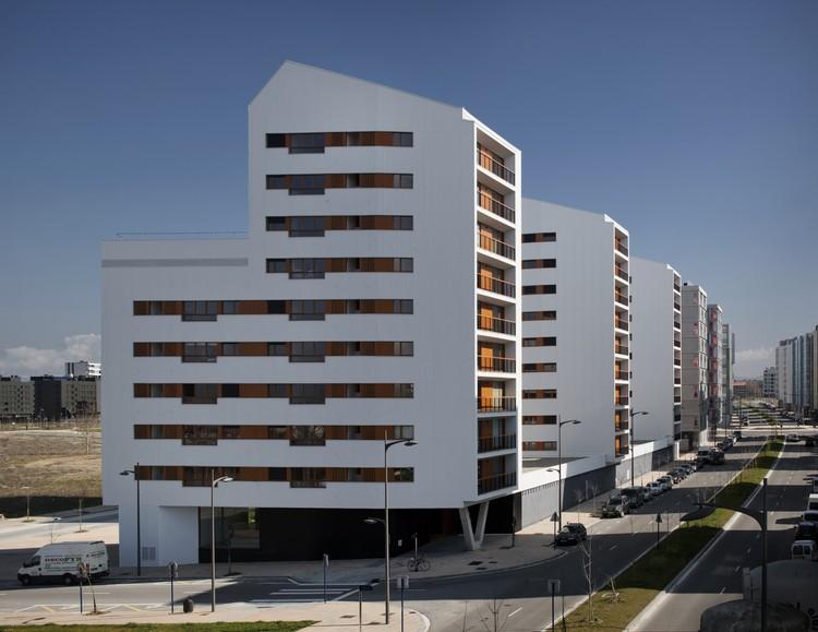 Nuevo grupo de viviendas de protecci n oficial en vitoria gasteiz acxt arquitectos - Arquitectos en vitoria ...