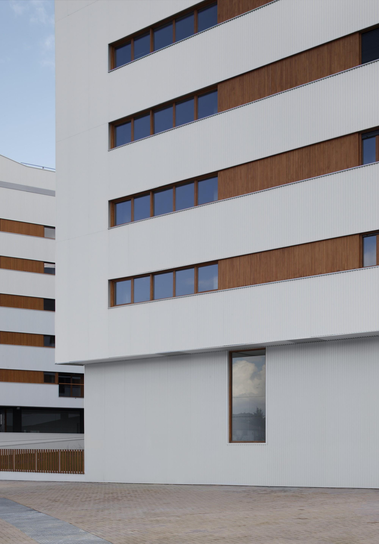 Galer a de nuevo grupo de viviendas de protecci n oficial en vitoria gasteiz acxt arquitectos 23 - Arquitectos en vitoria ...