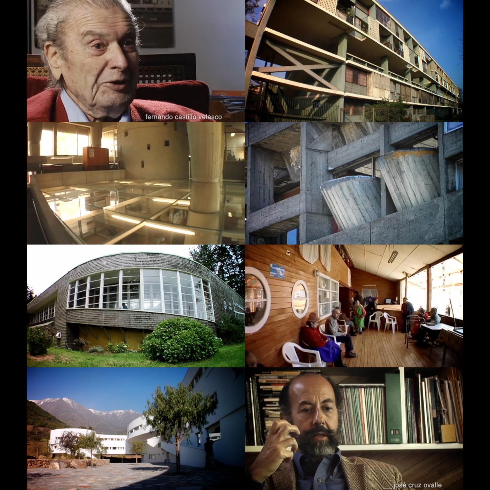 """Sorteamos 3 DVDs de la nueva serie  """"__lugar ::: arquitectura en chile"""", una mirada local entre arquitectura y comunidad, Cortesia de dereojo"""