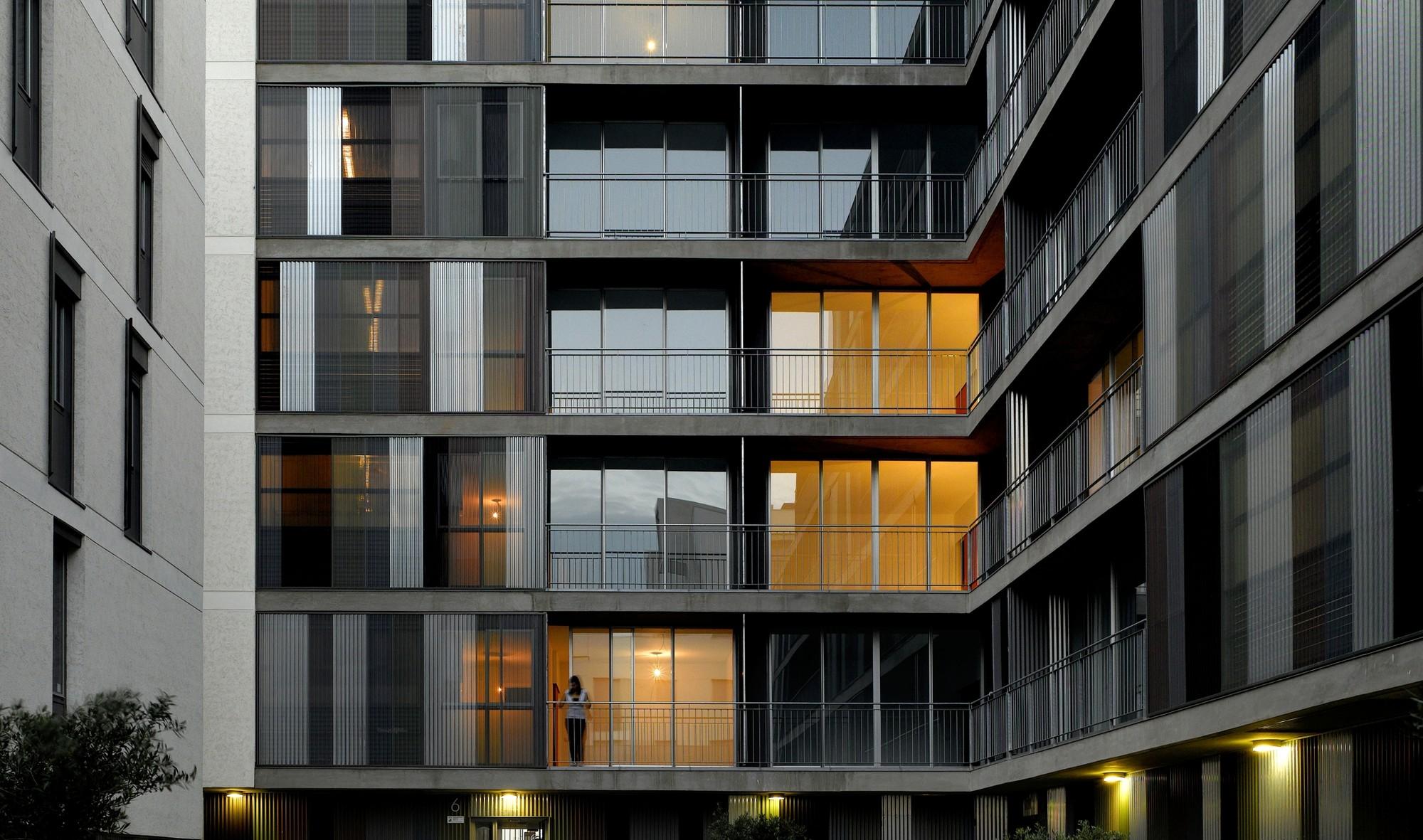 Urban Houses Architectural Design
