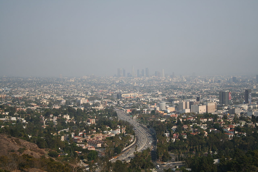 Los Angeles, EUA. Via Wikimedia Commons.