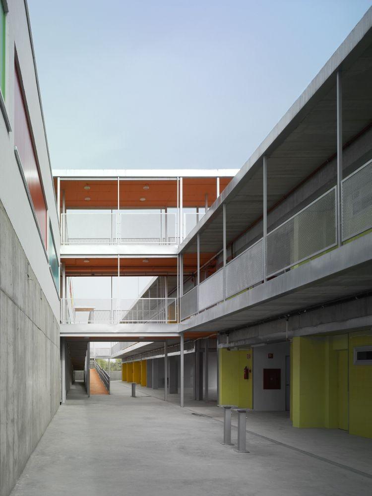 Galer a de centro educativo en bollullos sevilla - Co co sevilla ...