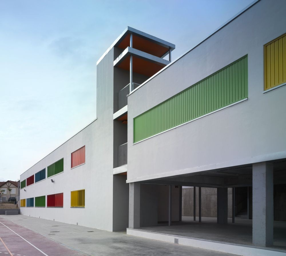 Educational Center in Bollullos, Sevilla / Republica DM, Courtesy of Republica DM