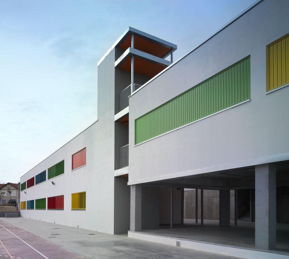 Educational Center in Bollullos, Sevilla / Republica DM, Courtesy of Republica DM