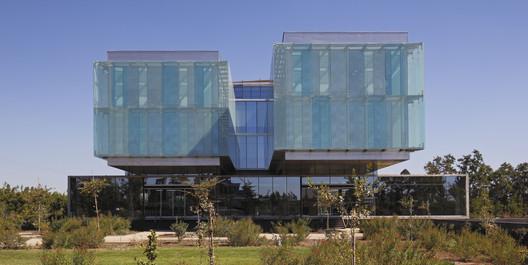 Edificio Corporativo Molymet / David Rodriguez Arquitectos