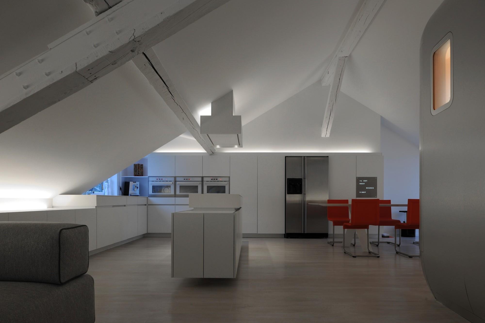 Gallery of Kempart Loft / Dethier Architectures - 31