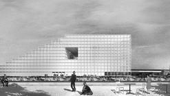 New Central Library of Berlin Winning Proposal  / FAR frohn&rojas