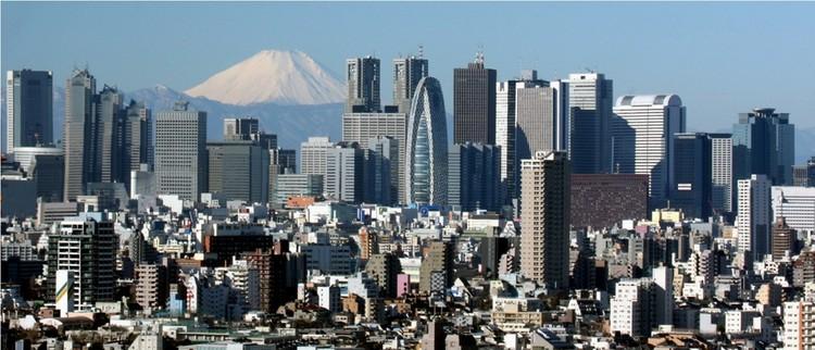 Perspectivas sobre Tóquio: Estratégias para o novo desenvolvimento urbano., Cortesia de Plataforma Urbana