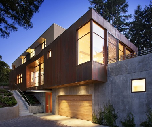 Mill Valley Residence / CCS Architecture