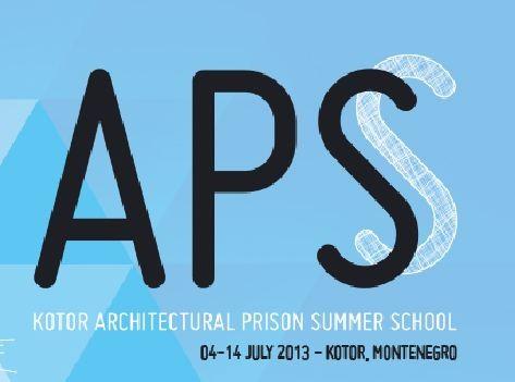 Kotor Architectural Prison Summer School, Courtesy of Kotor APSS