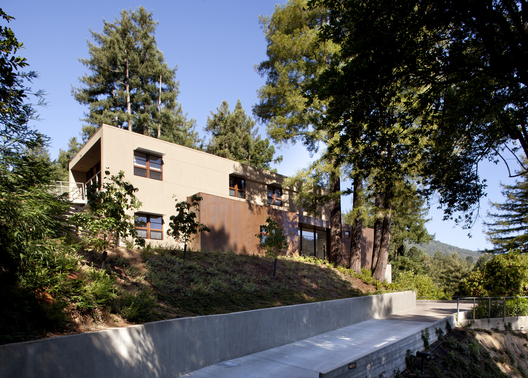 Casa Mill Valley Ccs Architecture Archdaily Brasil