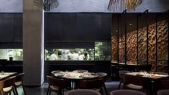 Restaurante Taizu / Pitsou Kedem Architects + Baranowitz-Amit Design Studio