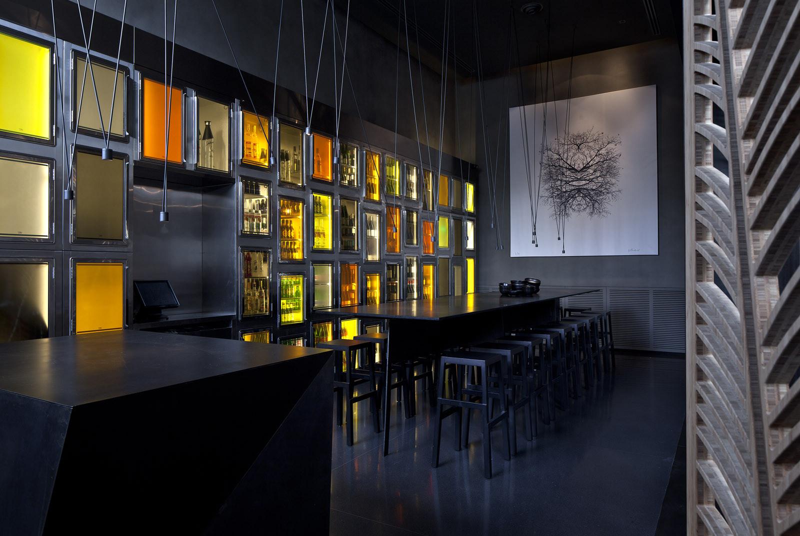 Taizu Restaurant / Pitsou Kedem Architects + Baranowitz-Amit Design Studio