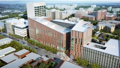 University at Buffalo's Downtown Medical School Proposal / HOK