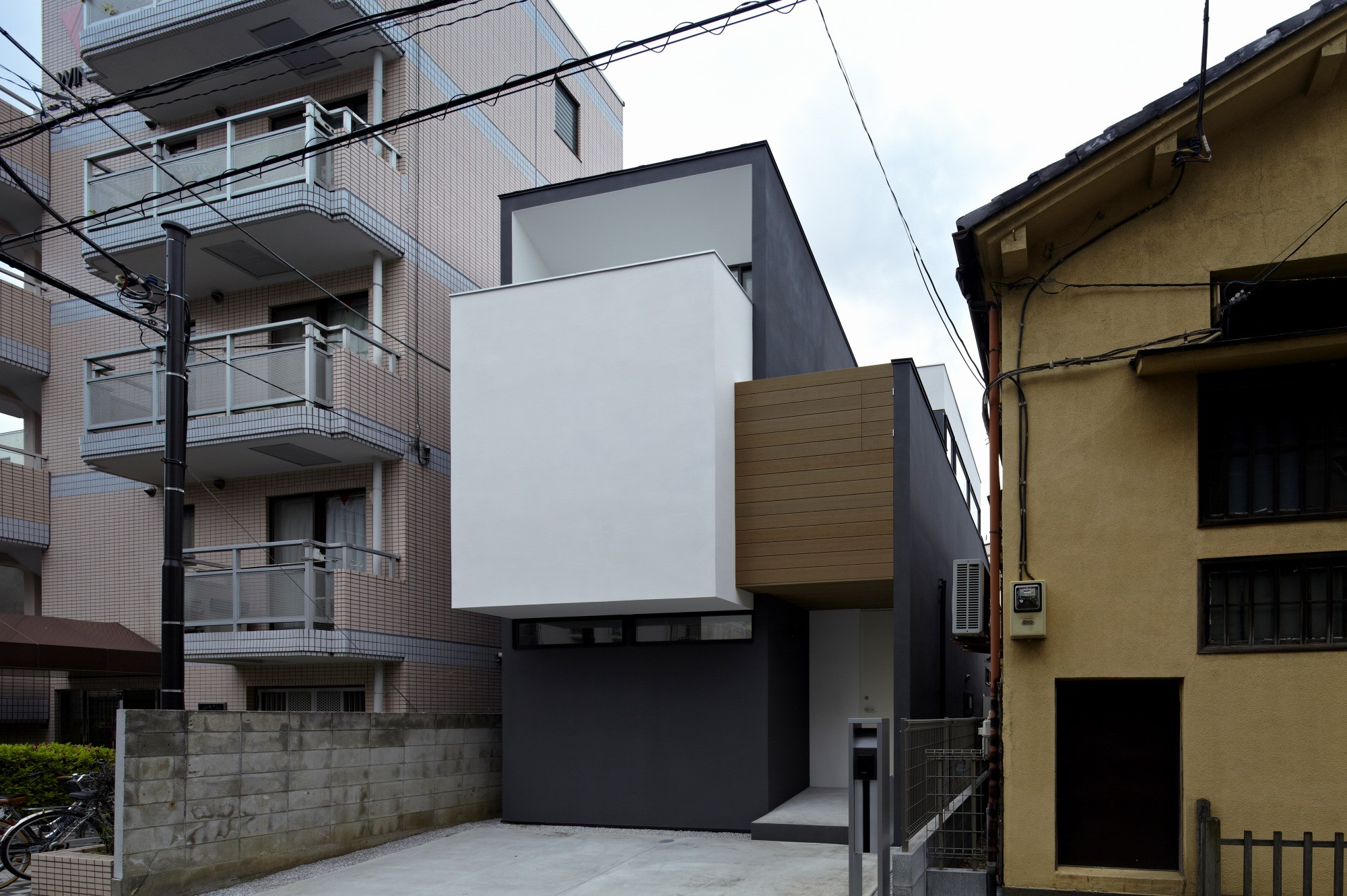 NN House / Kozo Yamamoto, © Koichi Torimura