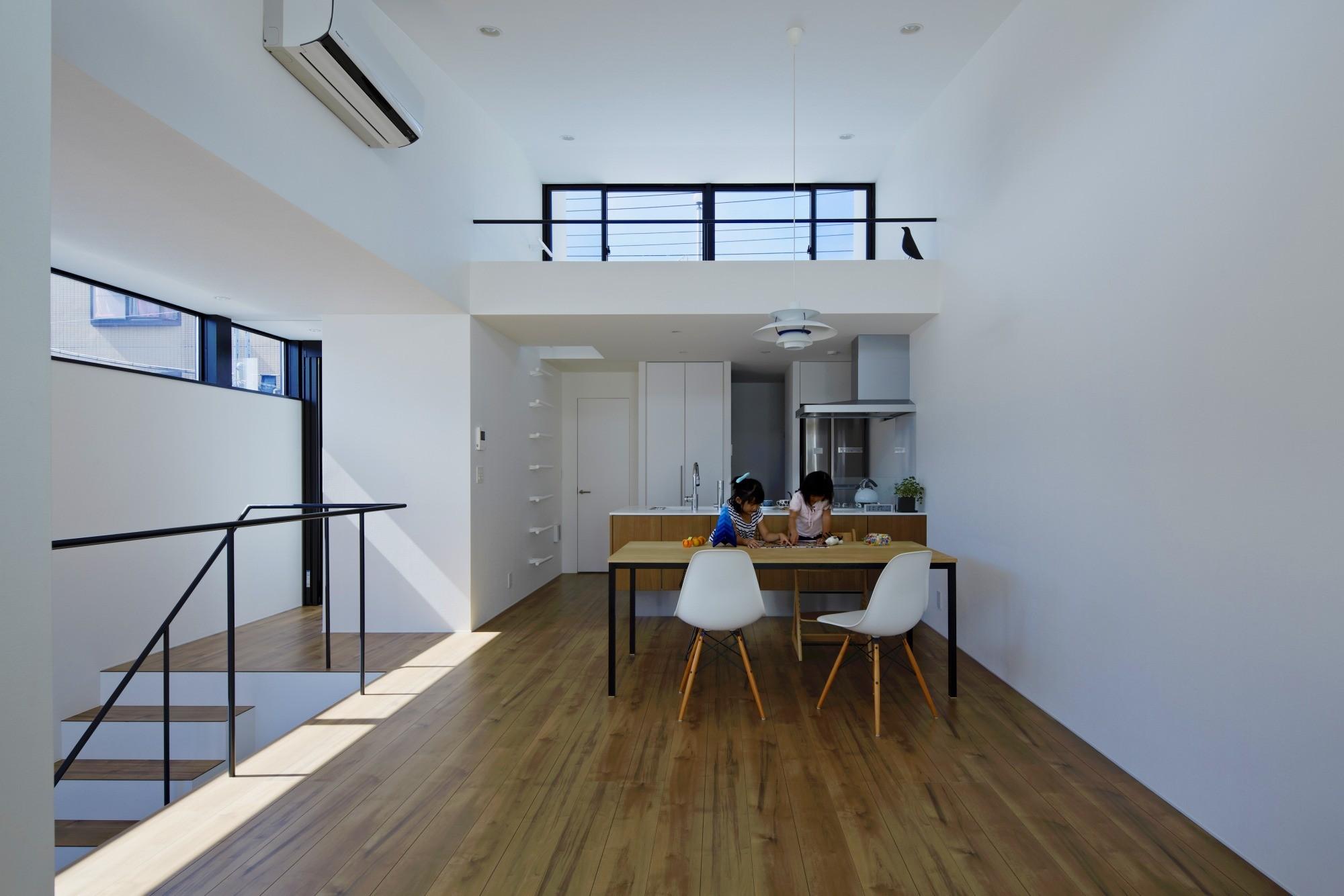 NN House / Kozo Yamamoto   ArchDaily