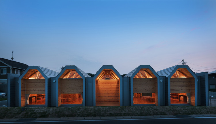T-Nursery / Uchida Architect Design Office, © Hiroyuki Kawano