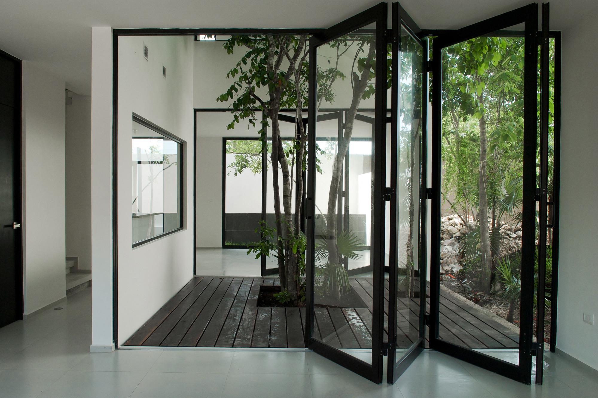 Galer a de casa w41 warmarchitects 5 - Fotos de recibidores de casas ...