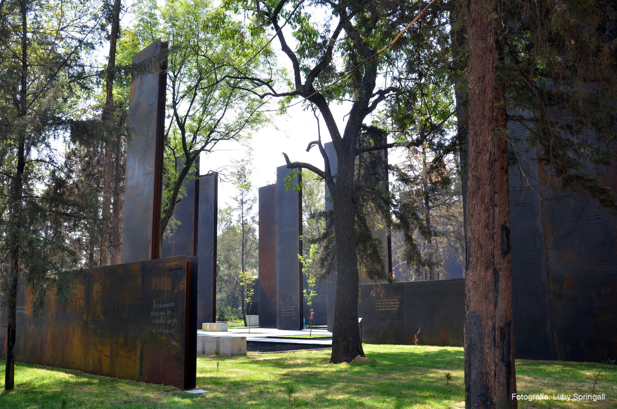 Memorial To Victims Of Violence / Gaeta-Springall Arquitectos, Courtesy of Gaeta-Springall Arquitectos